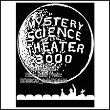 Fridge Fun Refrigerator Magnet MYSTERY SCIENCE THEATER 3000 MST3K - LOGO Funny