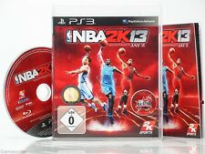 Nba 2k13/2013 (baloncesto) - dt. version - ° PlayStation 3 juego °