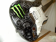 Monster Energy Fender Squier Bullet Strat Limited Edition Guitar - BRAND NEW