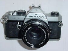 Pentax MX 35mm SLR Film Manual Camera with Pentax-M 50mm f/2 Lens ** Mint- Cond