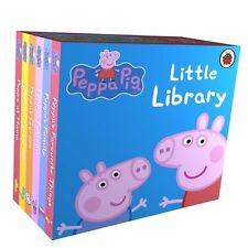 Peppa Pig Little Library Board book BRAND NEW FAST POST - 9781409303183