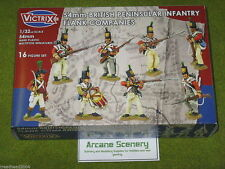 Victrix Napoleonic PENINSULAR BRITISH INFANTRY FLANK 1/32 or 54mm VX5401