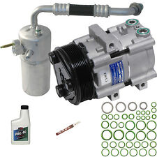 NEW AC COMPRESSOR AND COMPONENT INSTALL KIT SEE COMPATIBILITY 35112