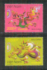 N.1013-Vietnam Year of the Dragon set 2 2013