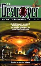 Pound of Prevention (The Destroyer # 121) - Warren Murphy (PB)