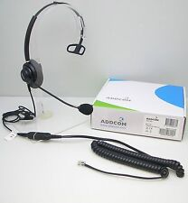 JPL300+04 Headset for Avaya 1608 1616 9620 9630 Cisco 7905 7912 SNOM 720 821 870