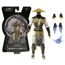MORTAL KOMBAT X RAIDEN ACTION FIGURE MEZCO TOYS COLLECTIBLE TOY