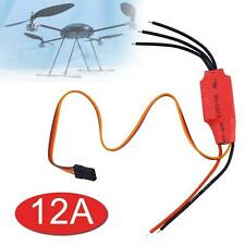 Simonk 2-3S 12AMP 12A Brushless Firmware ESC Speed Controller BEC For Quadcopter