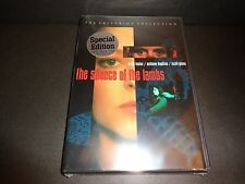 THE SILENCE OF THE LAMBS-FBI Agent JODIE FOSTER wants ANTHONY HOPKIN'S help-DVD