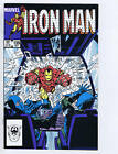 Iron Man #199 Marvel 1985