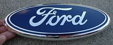 "2005-2014 Ford F-150 Front Grille Grill Blue Oval 9"" Emblem Badge New Design"