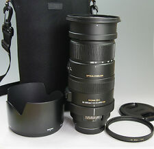 Sigma APO 50-500mm F4.5-6.3 DG OS HSM Lens For Canon Excellent+ w/sample image