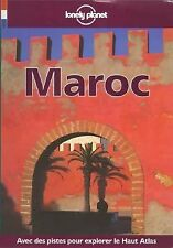 Lonely Planet Maroc (Lonely Planet Travel Guides French Edition)