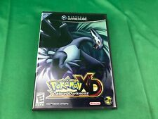Pokemon XD: Gale of Darkness - Nintendo GameCube NGC Tested Complete Game