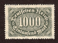 Germany # 204 (1922) 1000M - MNH Grade: XF/J {Centered Nicely}