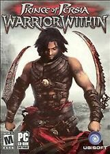 MINT condition Prince of Persia: Warrior Within PC Windows Game Free Shipping!!