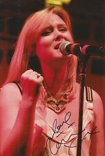 Roisin Murphy Hand Signed 12x8 Photo 1.