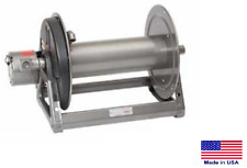 "ELECTRIC HOSE REEL for Pressure Washers & Sprayers - 14"" - for 5/8"" & 3/4"" Hose"