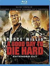 A Good Day to Die Hard Blu-ray Disc, 2013