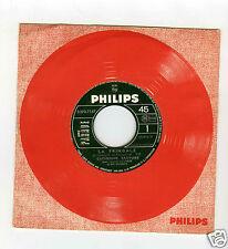 45 RPM SP CATHERINE SAUVAGE LA FRINGALE (J.LOUSSIER)