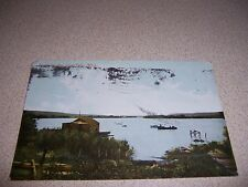 1911 BROADWATER BAY GREAT FALLS MONTANA MT. ANTIQUE POSTCARD