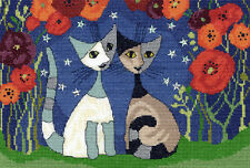 BOTHY THREADS ROSINA WACHTMEISTER POPPY NIGHTS COUNTED CROSS STITCH KIT XRW2