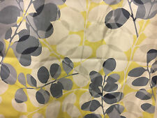 """harlequin fabric curtain/upholstery HEAVY COTTON material""""lunarai""""lovely 3.8mtrs"""