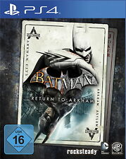 Batman: Return to Arkham  (SONY® PS4)