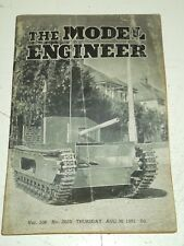 MODEL ENGINEER #2623 VOL 105, AUGUST 30TH 1951 (A)