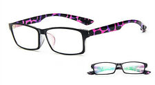 ULTEM eyeglasses Frame Leopard Black Full Rim Myopia glasses Spectacles Rx able