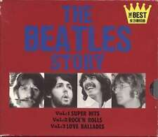 The Beatles Story 1962-1967 3 CD Box Japan SEALED/NEW