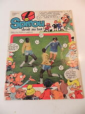 SPIROU LE JOURNAL DE SPIROU 2094 COUPE DU MONDE FOOTBALL ARGENTINE 78 1978