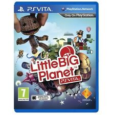 Little Big Planet Game Vita Brand New