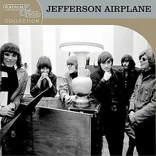 PLATINUM & GOLD COLLECTION CD JEFFERSON AIRPLANE