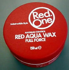 Red One Maximum Control Red Aqua Wax Indestructible Style 150ml
