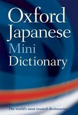 Oxford Japanese Mini Dictionary, , New Book