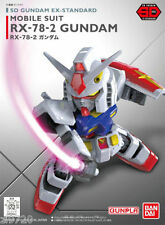 SD GUNDAM EX STANDARD 001 RX-78-2 ACTION FIGURE MODEL KIT NEW