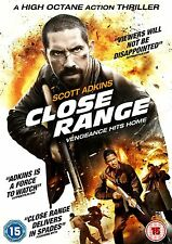 Close Range (DVD) (NEW AND SEALED) (Released 4th April)