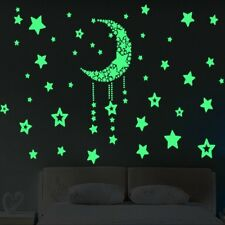 Glow in Darkness Stars Child Room Nursery Mural Decal Art Home Wall Stickers