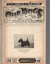 1939 Our Dogs February 17 - Scottie goes to South Africa