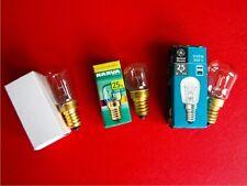 Backofenlampe E14/25W Birnenform bis 300°C Birnenform