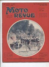 Moto Revue N°647  ;3 aout 1935 : le compresseur sur les motos / Zundapp 800 cmc