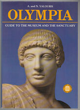 A. N. YALOURIS-OLYMPIA GUIDE TO THE MUSEUM AND THE SANCTUARY-ATHENS 1994-L3256