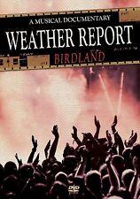 WEATHER REPORT Birdland - Live in Tokyo 1984 DVD NEW PRENOTAZ.
