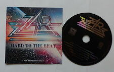 CD Album promo cardsleeve ZAR Hard to the beat SPV 085 59492  HARD METAL
