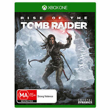 Rise of the Tomb Raider XBox One BRAND NEW & Sealed