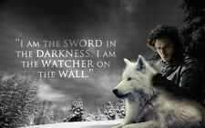 "33 Game of Thrones - TV Show Season Drama Series 38""x24"" Poster"