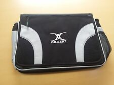 CLEARANCE LINE BRAND NEW* GILBERT RUGBY* COMPUTER/ LAPTOP BAG* BLACK GREY