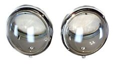 HEADLIGHT ASSEMBLY HEADLIGHT BUCKET PAIR  FITS VOLKSWAGEN TYPE1  PORSCHE 356 911