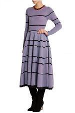 **ROKSANDA** Teasdale Knitted Midi Dress